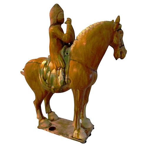 Tang-Style Stallion