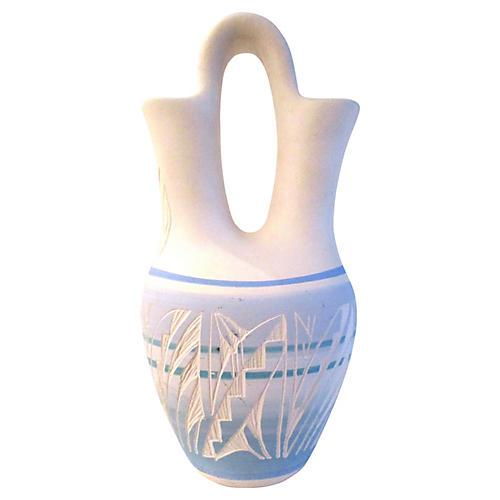 Southwestern Wedding Vase