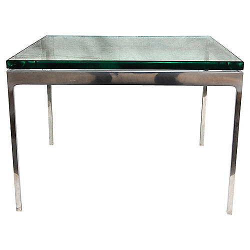 Brueton Glass Table