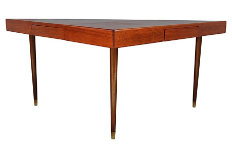 Harvey Probber Floating Table/Desk