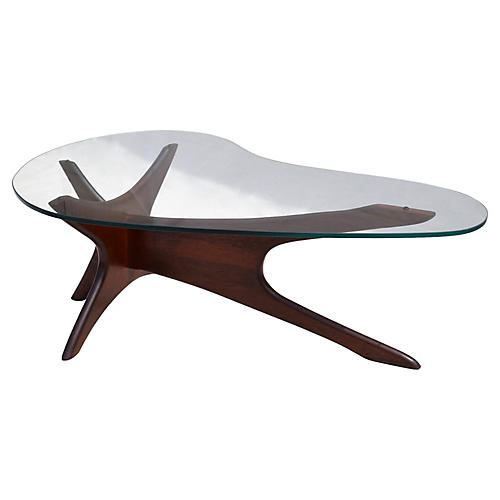 Adrian Pearsall Modernist Coffee Table