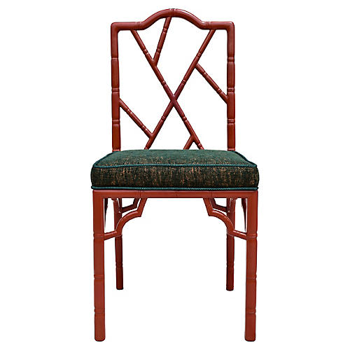 Chinese Chippendale Chair