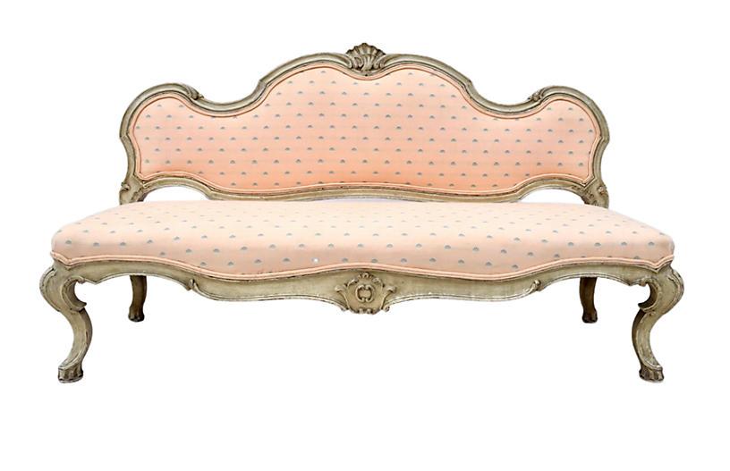 Maison Jensen Louis XV style Settee