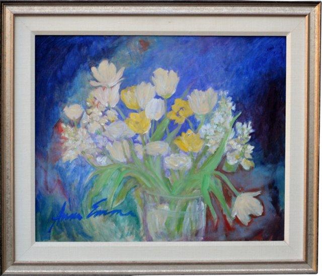 Floral Still Life by Anna Emma