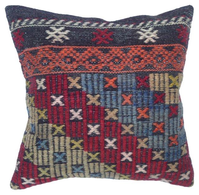 Handloomed Kilim Pillow