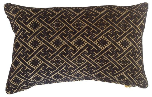 Hmong  Quilt   Pillow