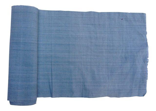 Homespun Dove Linen, 5.4 Yds