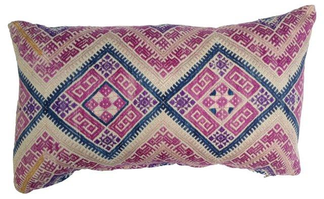 Hmong Wedding Quilt   Pillow