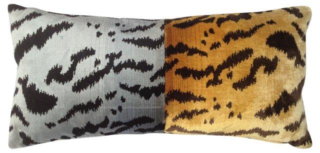 Scalamandré Silk Velvet  Pillow