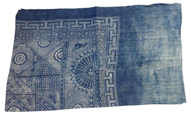Indigo Batik    Textile