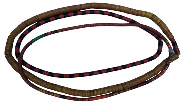 Nigerian  Jigida  Bead Strands, S/3