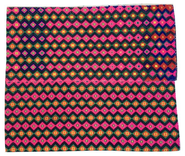 Hmong  Tribal  Marriage    Quilt