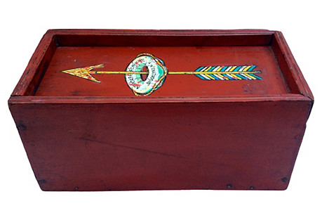 Ship's Mystery Box