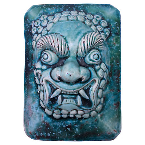 Mystical Gargoyle Wall Plaque