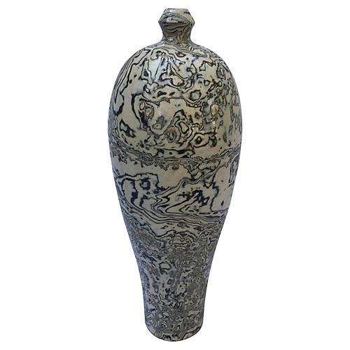 Artisan Pottery Vase