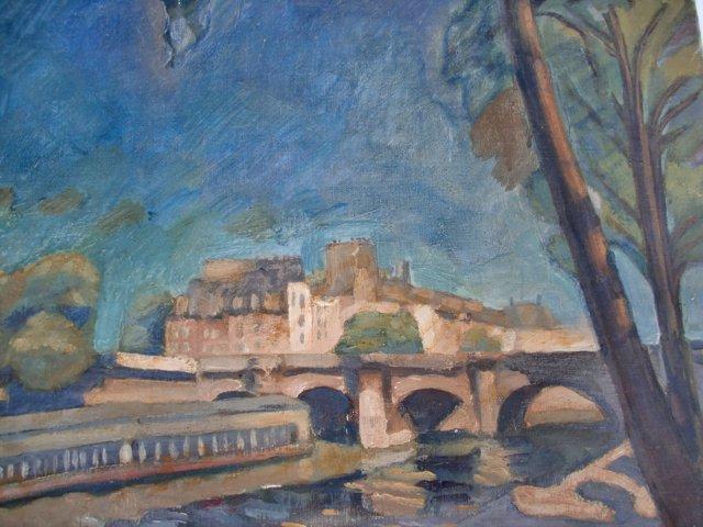 Pont Neuf on the Seine, Paris