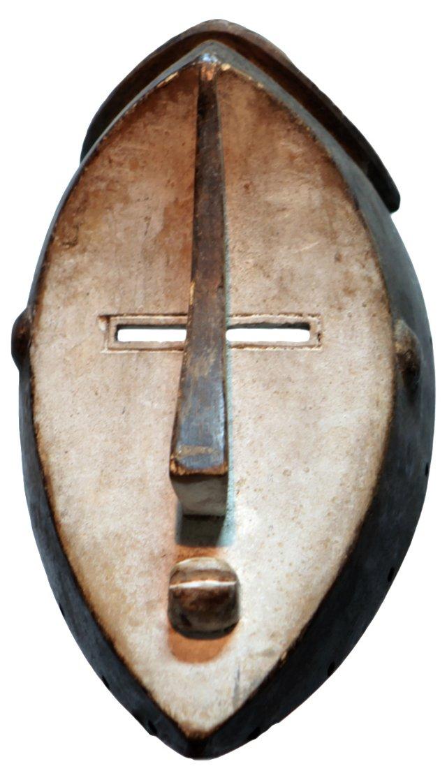 Kwele Tribe Mask
