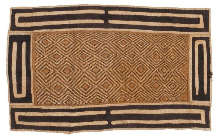 Woven   Bakuba Cloth