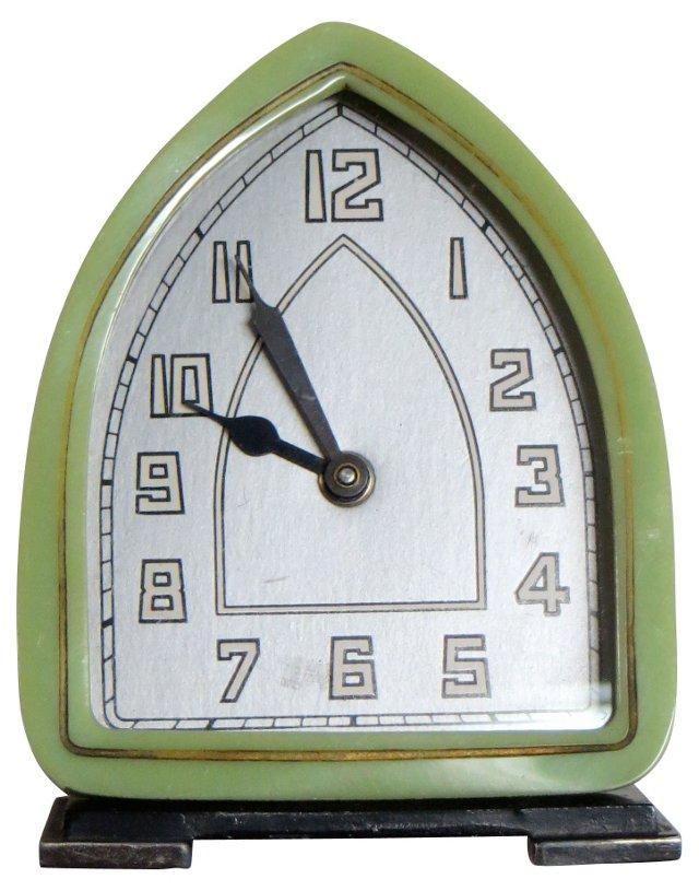 Art Deco-Style Clock