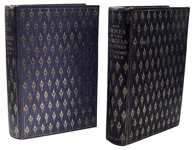 Crimes of the Borgias, 2 Vols