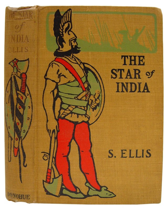 The Star of India, 1888