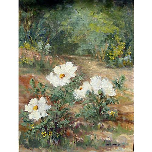 Texas Wildflowers by Hazel Massey