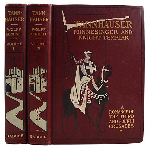 Tannhauser, Vols 1 and 2