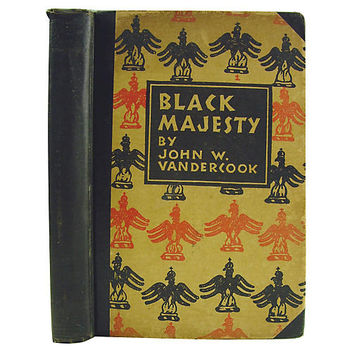 Black Majesty, 1st Ed
