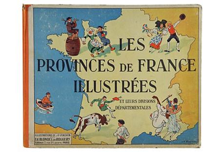 Les Provinces de France Illustrées