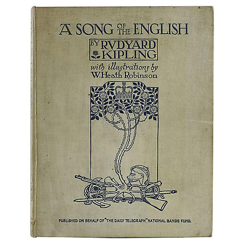 A Song of the English
