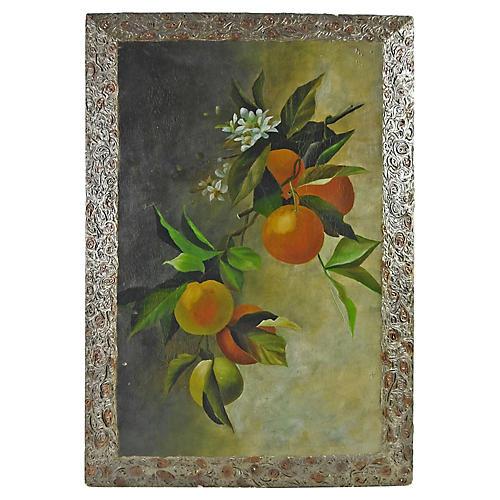 Oranges & Blossoms, C. 1910