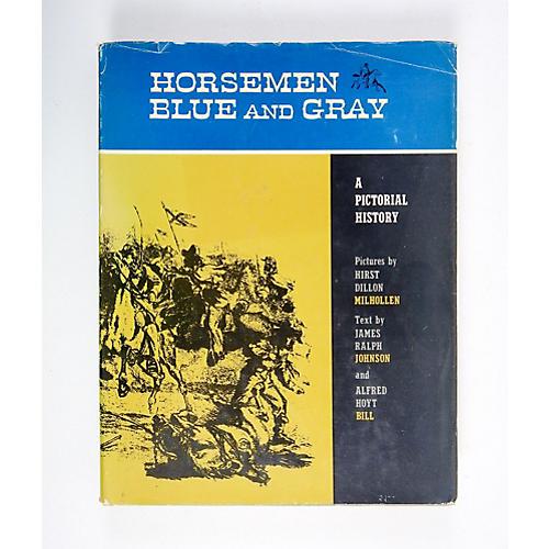 Horsemen in Blue & Gray