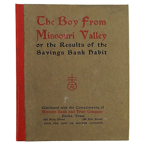 The Boy from Missouri Valley