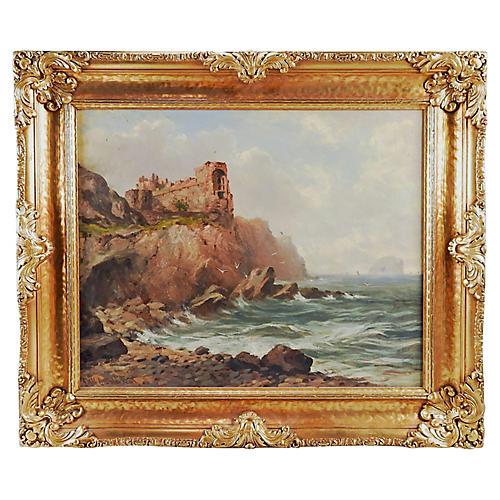 Seascape by J. Donald