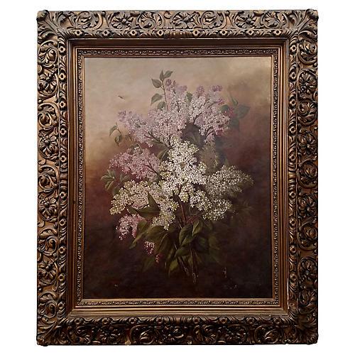 Lilacs, C. 1920