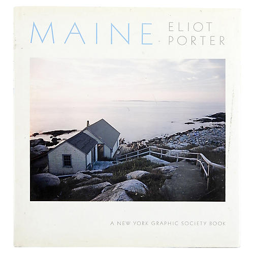 Maine by Eliot Porter