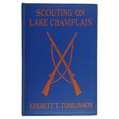 Scouting on Lake Champlain