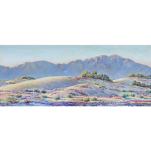California Mountains & Desert