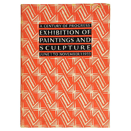 1933 Exhibition Paintings and Sculpture