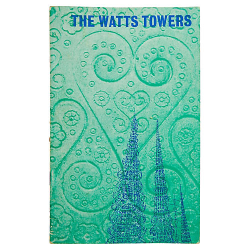 The Watts Towers Booklet