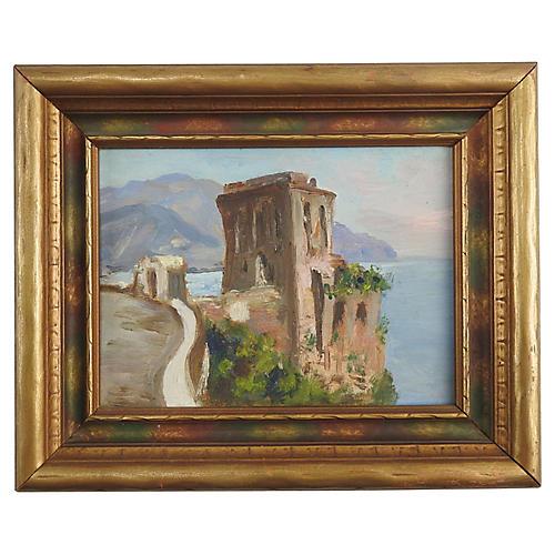 Amalfi Ruins