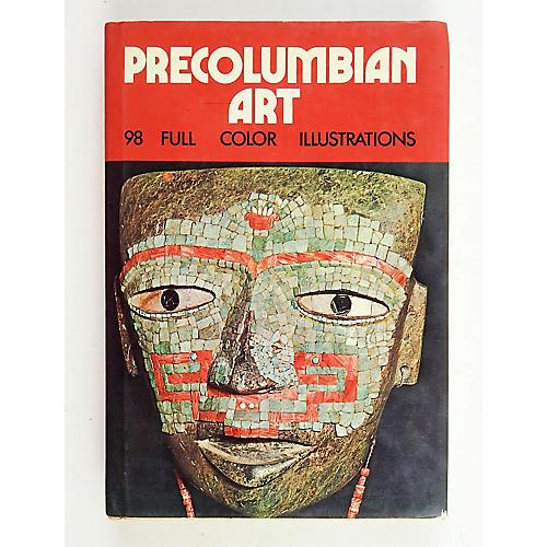 Precolumbian Art of N. America & Mexico