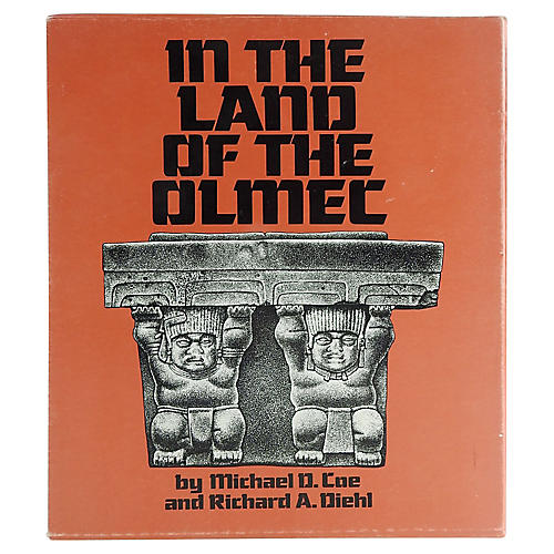 In the Land of the Olmec