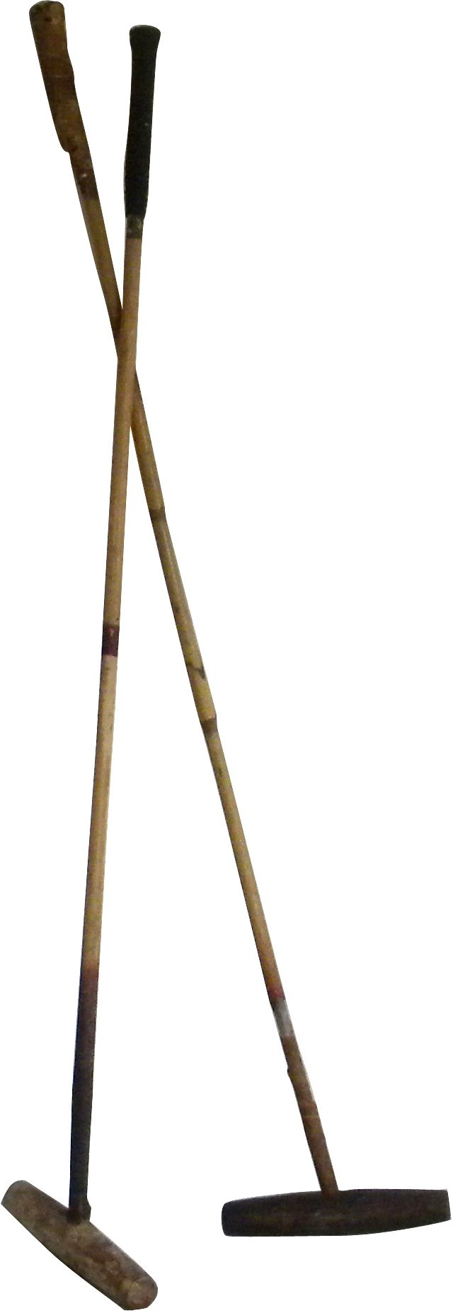 Polo Mallets, Pair