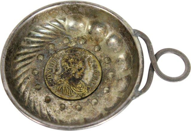 Italian Coin Dish