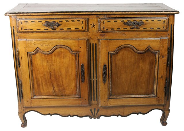 19th-C.   French  Cabinet