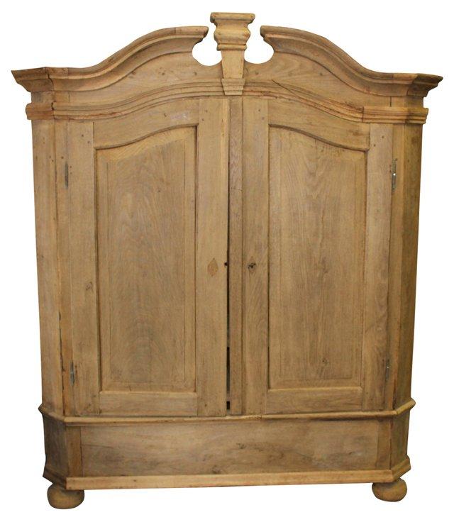 European 2-Door  Cabinet, C.  1800