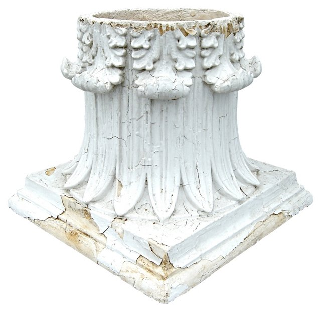 Decorative Corinthian Capital