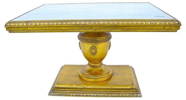 Regency-Style Coffee Table