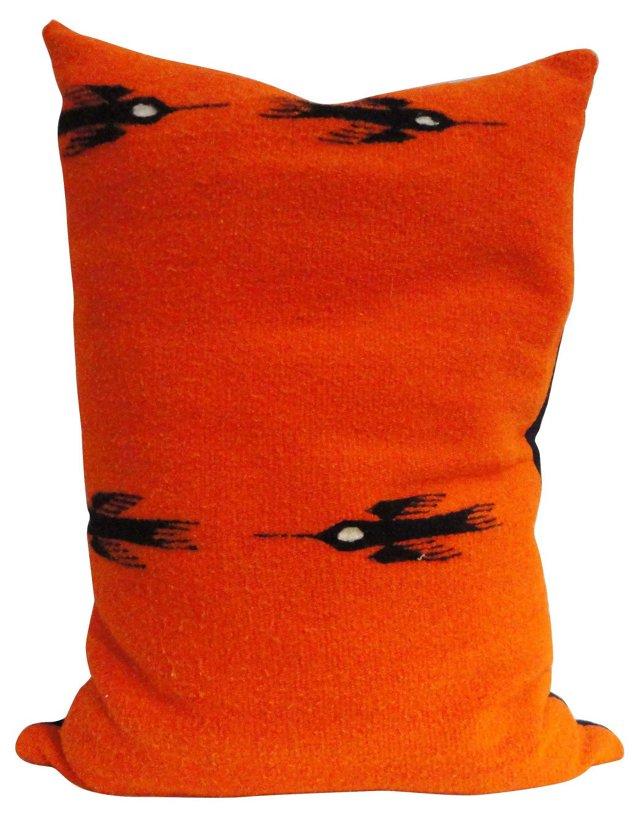 Navajo Woven Pillow
